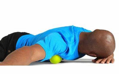 Yogastillinger og Triggerpunkt-baller